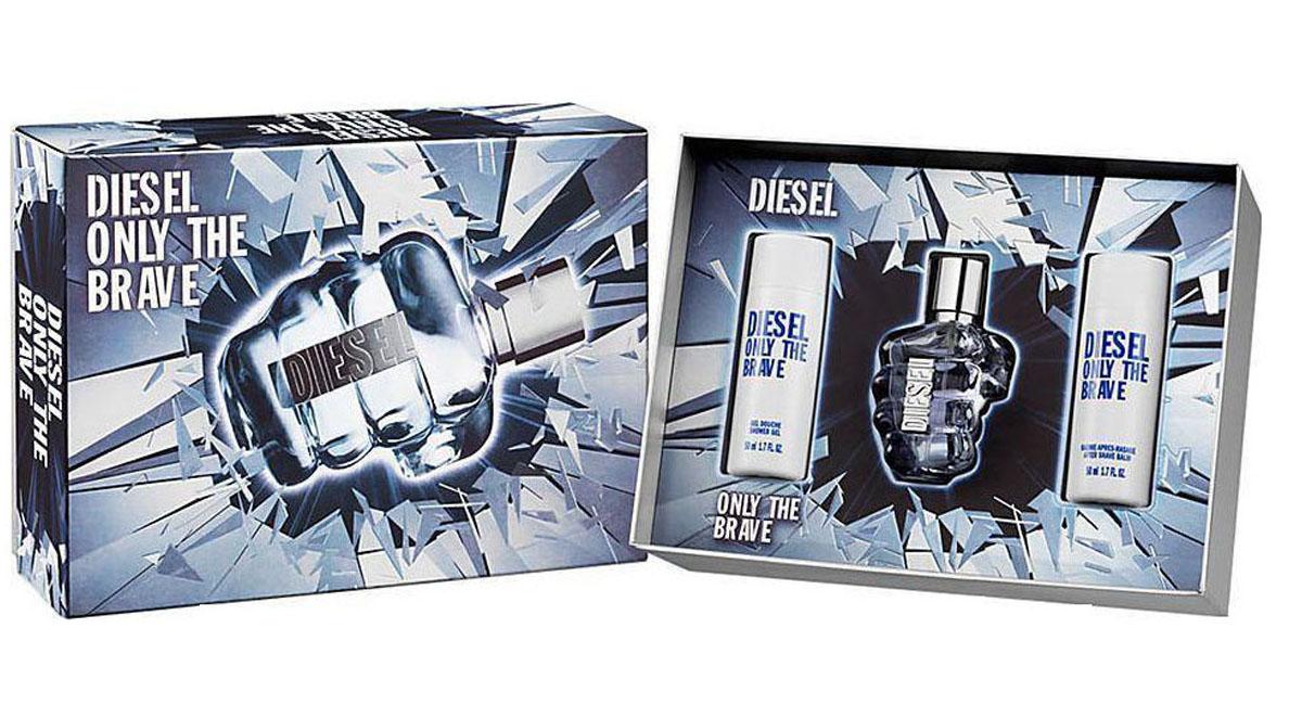 Diesel Only The Brave Men Gift Set