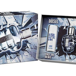 Diesel Only The Brave Men Gift Set