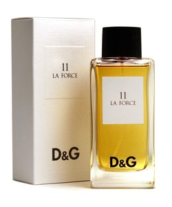 Dolce & Gabbana Anthology 11 La Force Pour Homme EDT 50ml