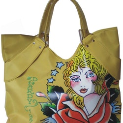 Ed Hardy Veronica Tote Bag