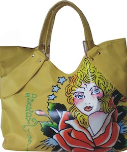 Ed Hardy Veronica Tote Bag