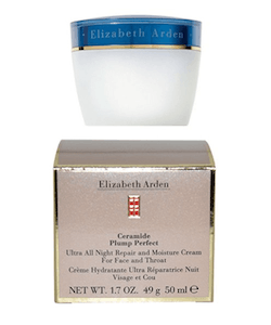 Elizabeth Arden Ceramide Plump Perfect Ultra All Night Repair & Moisture Cream for Face & Throat