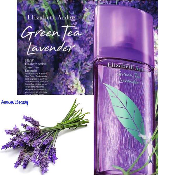 Elizabeth Arden Green Tea Lavender EdT 50ml