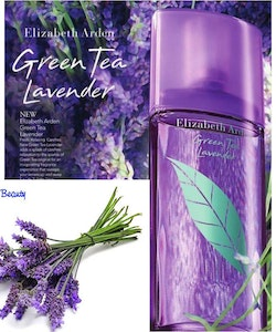 Elizabeth Arden Green Tea Lavender EdT 50ml