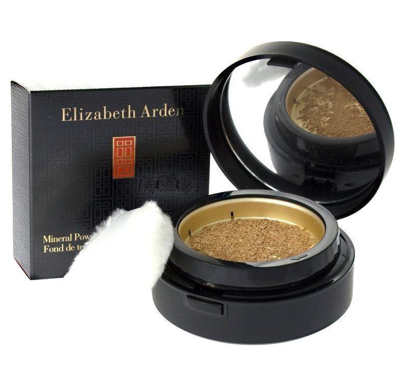 Elizabeth Arden Pure Finish Mineral Makeup Powder SPF20 Foundation No.8
