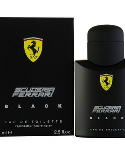 Ferrari BLACK Eau de Toilette 75ml