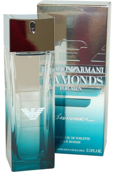 Giorgio Armani Diamonds Summer For Men EdT 75ml