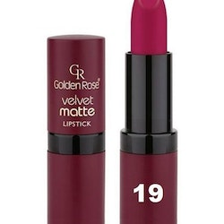 Golden Rose Velvet Matte Lipstick #19 Old Rose Pink II