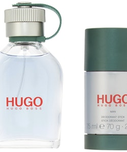 Hugo Boss Man Gift Set- EDT 75ml+Deostick 75ml