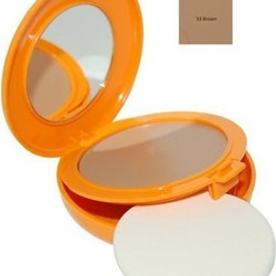 Isadora Sun Protecting Compact Foundation # 53 Brown