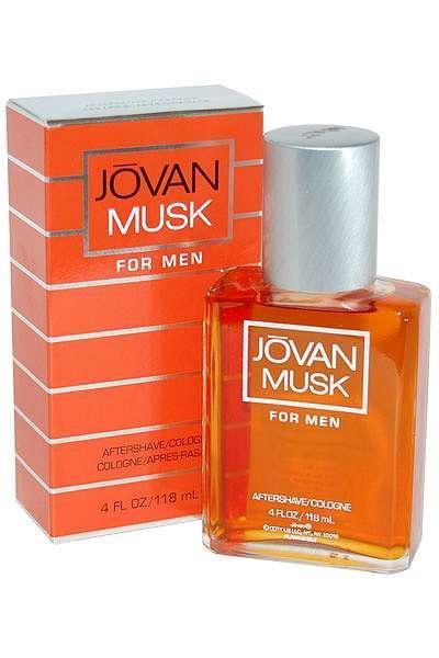 Jovan Musk for Men After Shave 118 ml