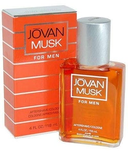 Jovan Musk for Men After Shave 118 ml