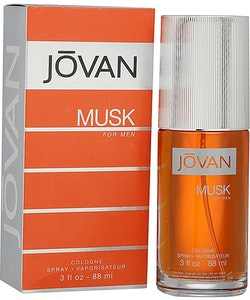 Jovan Musk Men 88ml Eau De Cologne