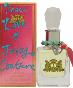 Juicy Couture Peace And Love EDP 30ml