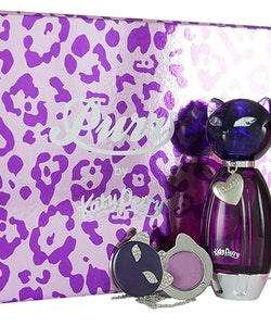 Katy Perry PURR Gift Set - 50ml EDP + 120ml BL + Solid perfume