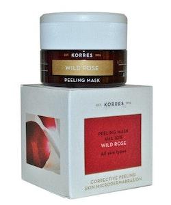 Korres Corrective Peeling Skin Mask - Wild Rose