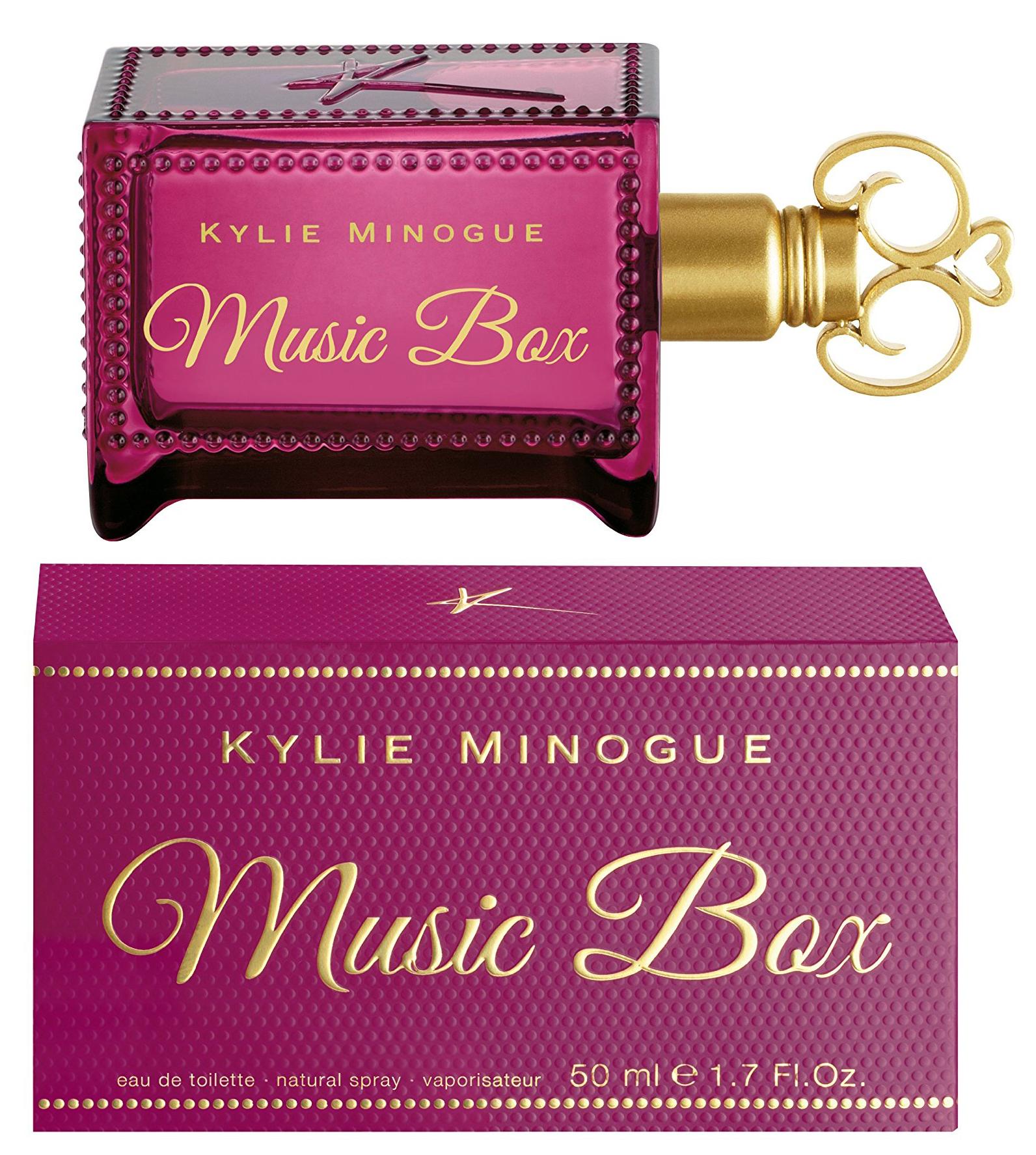 Kylie Minogue Music Box EdP 50 ml