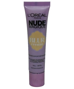 L Oreal Nude Magique BLUR Cream - Light