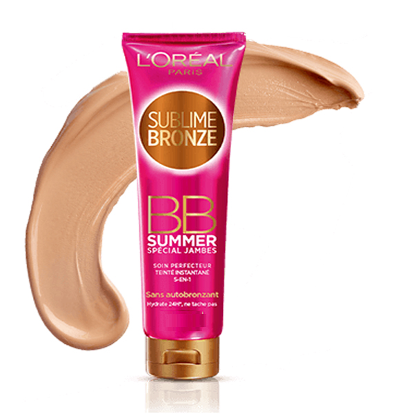 L Oreal Sublime Bronze Summer BB Cream-Fair to Medium