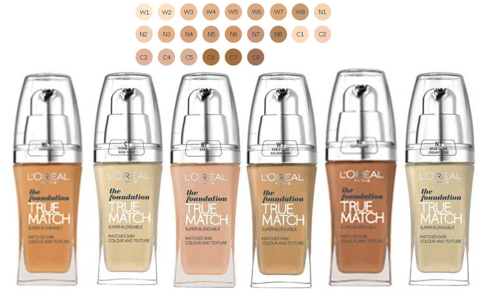 L Oreal True Match Super Blendable SPF17 - D5/W5 Golden Sand