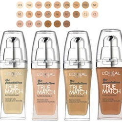 L Oreal True Match Super Blendable SPF17 - D5/W5 Golden Sand