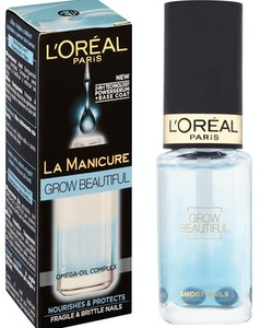 L'Oreal 2-in-1 Serum Base Coats-Omega Grow
