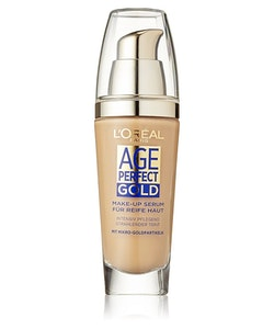 L'Oreal Age Perfect GOLD Makeup Serum - 180 Golden Beige