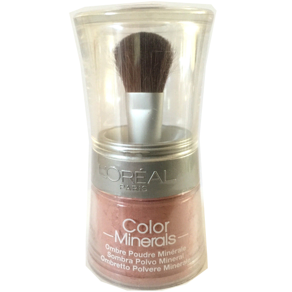 L'Oreal Color MINERALS Eye Shadow Loose Powder - 05 Icy Ruby