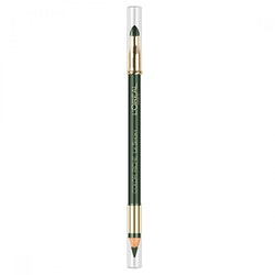 L'Oreal Color Riche Le Smoky Pencil Eye Liner & Smudger - Antique Green