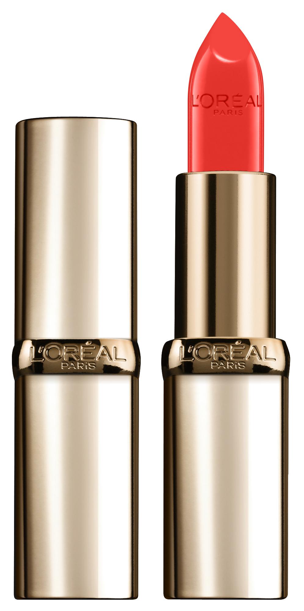 L'Oreal Color Riche Serum Lipstick - 373 Magnetic Coral