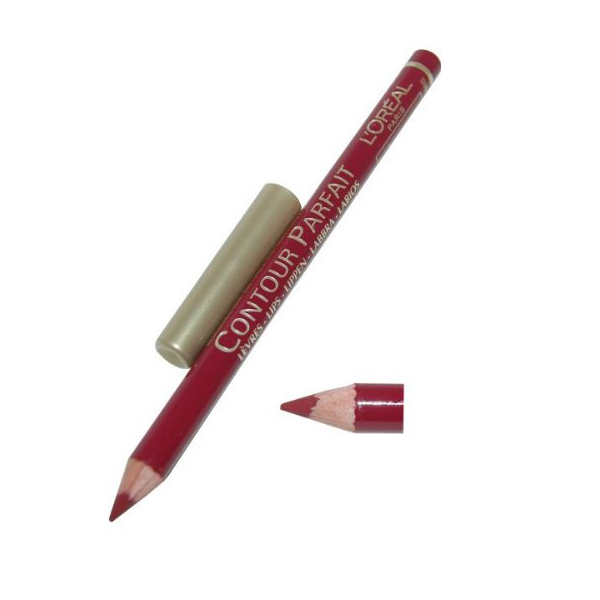 L'Oreal Contour Parfait Long Lasting Lip Pencil - 663 Burgundy