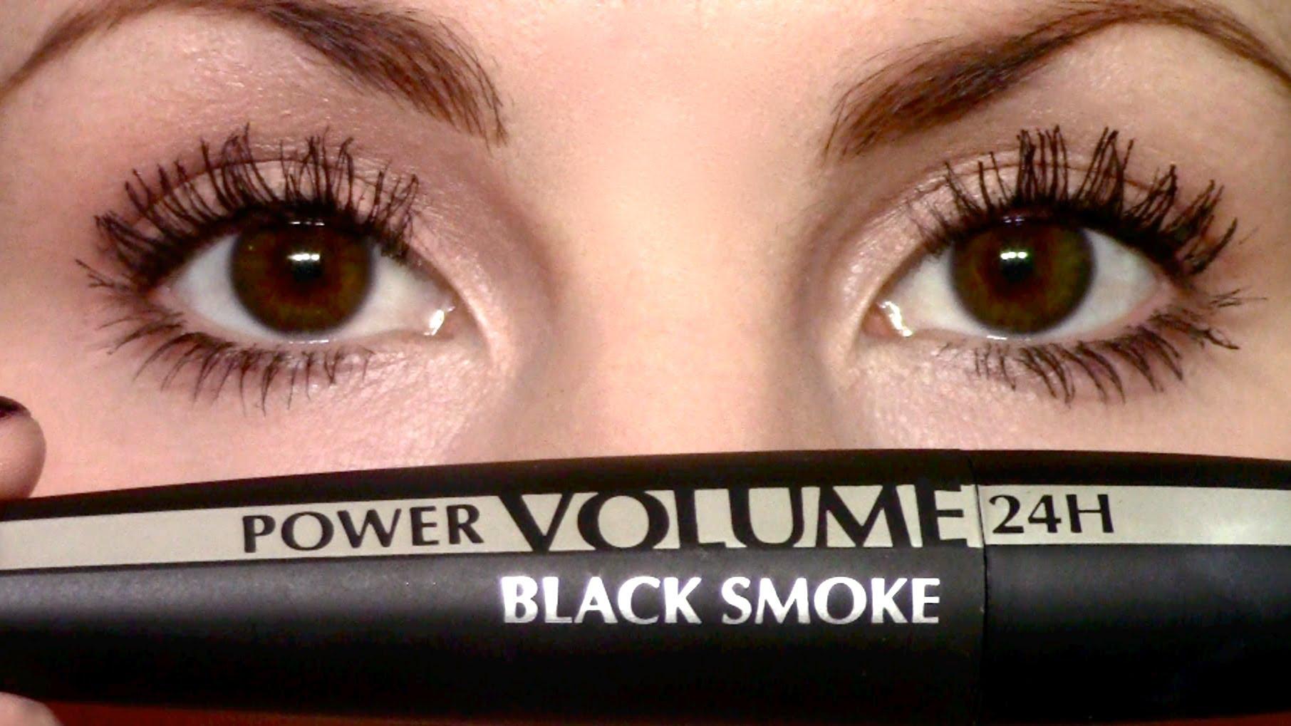 L'Oreal Extra-Volume Collagene Mascara - Black Smoke