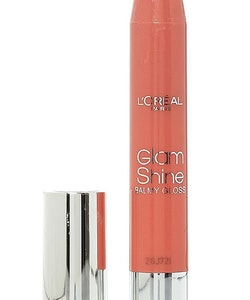 L'Oreal Glam Shine Balmy Gloss - 906 Jelly Ginger
