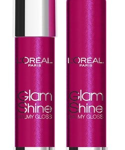 L'Oreal Glam Shine Balmy Gloss - 913 Dare the Dragon Fruit