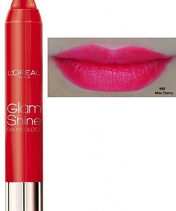 L'Oreal Glam Shine Balmy Gloss-900 Miss Cherry