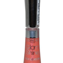 L Oréal Glam Shine Miss Candy Lip Gloss Reflexion-Sheer Peach