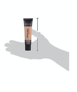 L'Oreal Infallible 24H-Matte Mattifying Foundation - Golden Beige