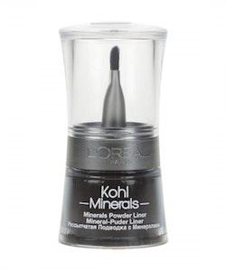 L'Oreal Kohl Minerals Powder Eyeliner - 01 Precious Black