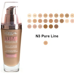L'Oreal Lumi Magique Light Infusing Foundation - N3 Pure Line