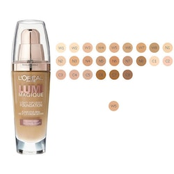 L'Oreal Lumi Magique Light Infusing Foundation - W5 Gold Sand