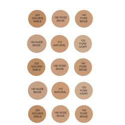 L'Oreal Magic Nude Eau De Teint Fresh Foundation SPF18 - 110 Warm Ivory