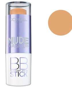 L Oreal Nude Magique BB Blemish Balm Stick - 02Medium to Dark