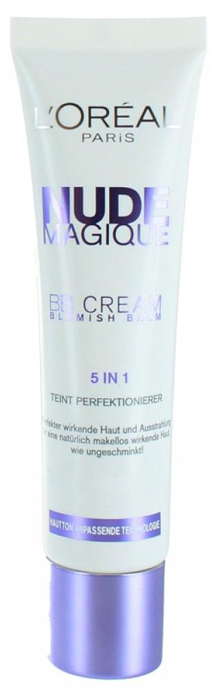L'Oréal Nude Magique BB Cream  -  VERY LIGHT