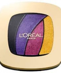 L'Oréal Paris Color Riche Quad Eye Shadow-S3 Disco Smoking