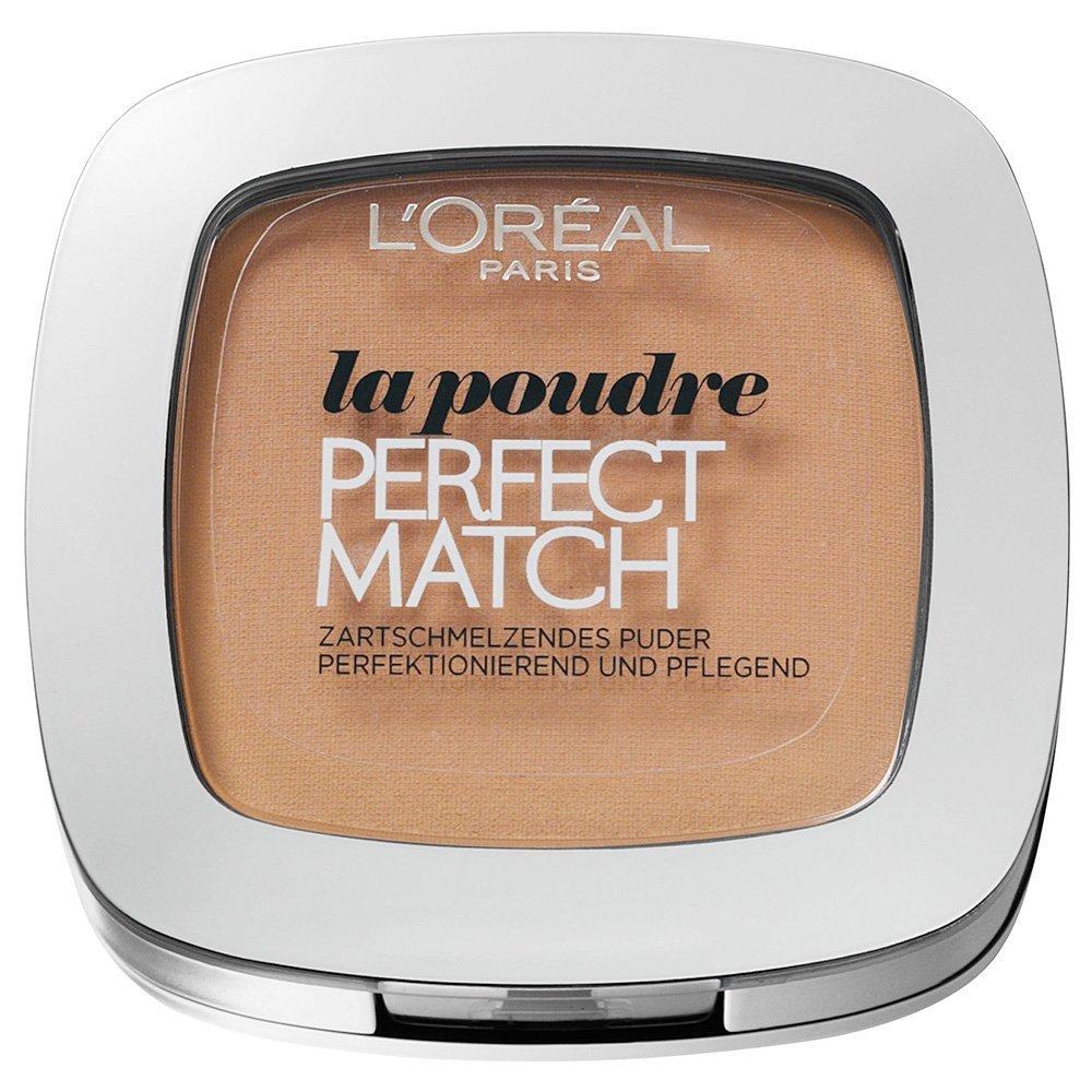 L'Oréal Paris Perfect Match Pressed Mineral Powder - W3 Golden Beige