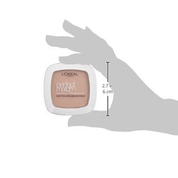 L'Oréal Paris Perfect Match Pressed Mineral Powder - W3 Golden Beige