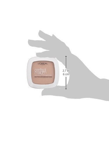 L'Oréal Paris Perfect Match Pressed Mineral Powder - W5 Golden Sand