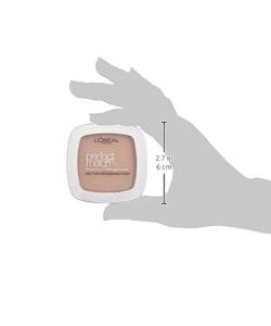 L'Oréal Paris Perfect Match Pressed Mineral Powder - W5 Golden Sand