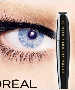 L'Oreal Paris Voluminous Extra-Volume Collagen Waterproof Mascara-Black