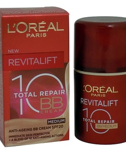 L'Oreal Revitalift Total Repair 10 SPF 20 BB Cream- Medium